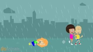 getlinkyoutube.com-GoAnimate: Dora and Caillou are Bullies!! Grounded
