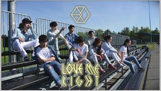 getlinkyoutube.com-[EAST2WEST] EXO (엑소) - Love Me Right (러브 미 라잇) Dance Cover