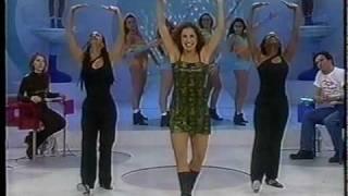 getlinkyoutube.com-Daniela Mercury - Rapunzel (Domingo Legal)