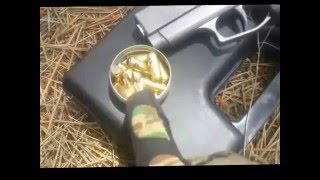 getlinkyoutube.com-Tes ammunition 9mm p.a.k conver 5'5mm-22 bullet