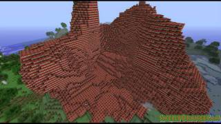 getlinkyoutube.com-MINECRAFT TIMELAPSE TNT BUILD!!