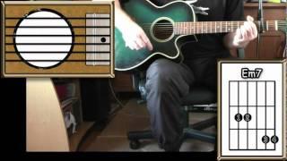 getlinkyoutube.com-Wonderwall - Oasis - Acoustic Guitar Lesson