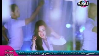 getlinkyoutube.com-كليب سها حسني & اغنية في الضلمه علي قناة المولد توزيع اليمانى فى الميه