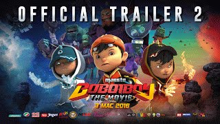 getlinkyoutube.com-[NEW] BoBoiBoy The Movie Trailer 2 - In Cinemas 3 March (Malaysia) & 13 April (Indonesia)