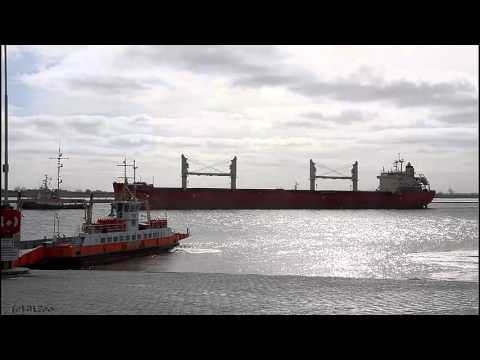 Click to view video FEDERAL BRISTOL - IMO 9697844 - Germany - Weser - Brake Unterweser