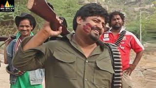 getlinkyoutube.com-Hyderabad Sholay Comedy Scenes Back to Back   Latest Hindi Movie Comedy   Sri Balaji Video