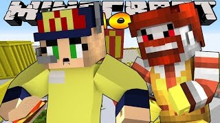 getlinkyoutube.com-Minecraft School- Little Kelly : EVIL RONALD MCDONALD!