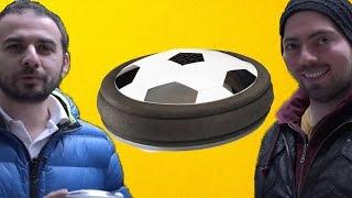 getlinkyoutube.com-Havalı Futbol Diski - İlginç Ürün İncelemesi