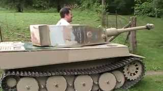getlinkyoutube.com-Building a 2/5 scale tiger tank