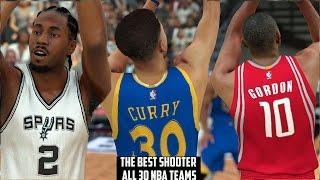 "getlinkyoutube.com-The Best Shooter From ""All 30"" NBA Teams (Really 27)"