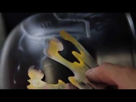 oscar pintura de motos aerografia