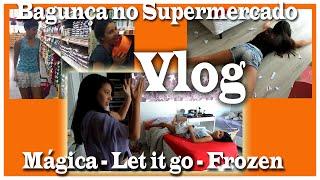 getlinkyoutube.com-Vlog de 04-12 (Bagunça no supermercado e etc...) Esquecemos de postar esse Vlog