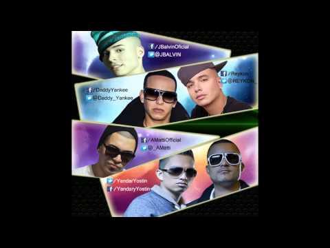 ESTRENO 2014! Daddy Yankee Ft Yandar y Yostin, Reykon, J Bal