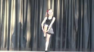 getlinkyoutube.com-Autumn Miller Talent Show 2011