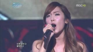 getlinkyoutube.com-[111224] SNSD(Jessica) ft. SHINee(Onew) - One Year Later (HD)