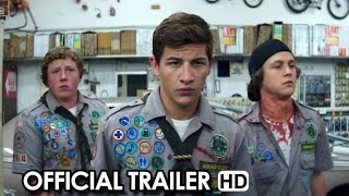 getlinkyoutube.com-Scouts Guide to the Zombie Apocalypse Official Trailer (2015) - Horror Comedy HD