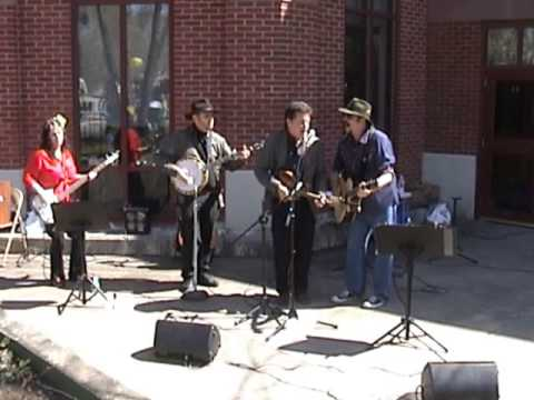 Clyde County Express, Bluegrass Band - Live at the Goodnow