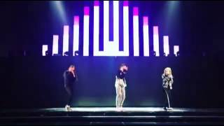 160115 Irene Seulgi Yeri - Seoul Music Awards Rehearsal from beatburgerjae Instagram