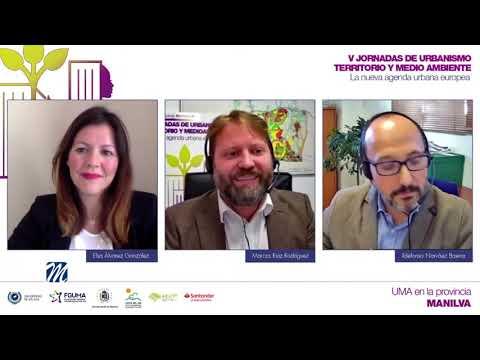 VI Jornadas de Urbanismo, Territorio y Medio Ambiente