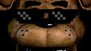 getlinkyoutube.com-Turn Down For What - Five Nights at Freddy's