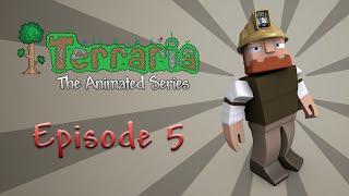 getlinkyoutube.com-Terraria: The Animated Series - Episode 5