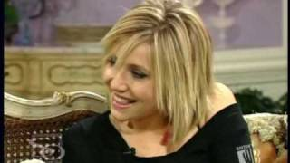 Interview with Sarah Chalke (2004 09 08)