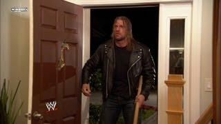 getlinkyoutube.com-List This! - Hot Head Moments No. 1: Triple H breaks into