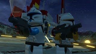 getlinkyoutube.com-LEGO Star Wars III: The Clone Wars Walkthrough - Part 12 - Rookies