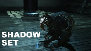 getlinkyoutube.com-Dark Souls 2 - Shadow Set, Malformed Claws, Shadow Dagger (LOCATION)