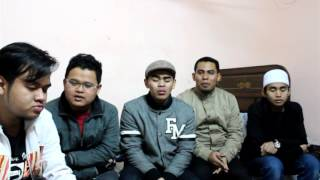 Seindah Sabar - UNIC ( A capella Cover By IDentity )