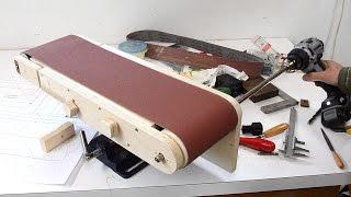 """6x48"""" belt sander build"""