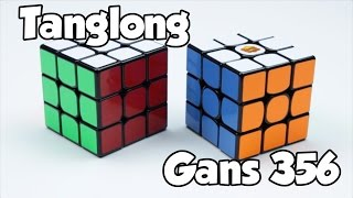 Gans 356 vs. Moyu Tanglong   Cube Ed
