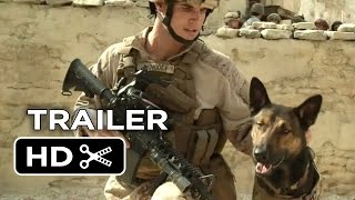 getlinkyoutube.com-Max Official Trailer #1 (2015) - War Dog Drama HD