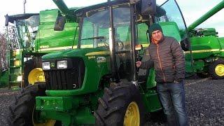 getlinkyoutube.com-John Deere 5065E - Prezentacja i Opinia WANICKI AGRO
