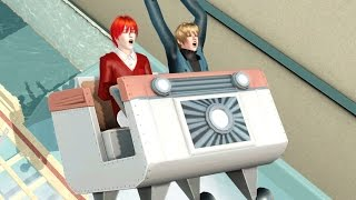 getlinkyoutube.com-[Livestream] The Sims 3 Roaring Heights #5 หนุ่มน้อยหน้าใสกับนายอาทิตย์