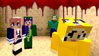 getlinkyoutube.com-Minecraft : Blacklight Horror Map