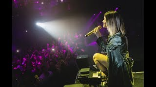 Maren Morris and Zedd Perform The Middle Together at OMNIA Nightclub width=