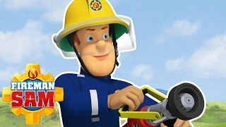 getlinkyoutube.com-Fireman Sam NEW Episodes - Fireman Sam's Best Rescues | Season 6! 🚒 🔥