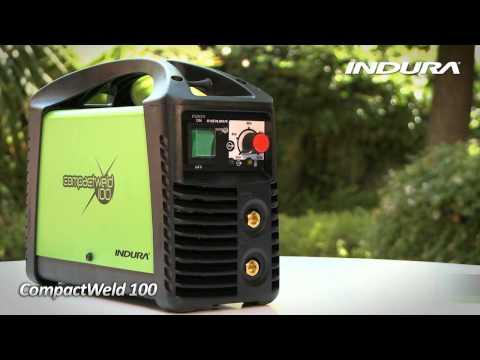 Máquina de soldar INDURA Compactweld 100