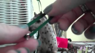 getlinkyoutube.com-Schleich tack tutorial - Breastcollar
