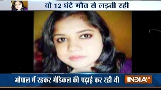 getlinkyoutube.com-Kanpur Train Accident: The Girl Finally Lost her Life after Struggling for 12 hours under Debris