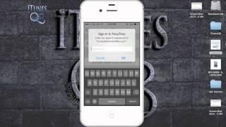 getlinkyoutube.com-شرح كيفية تفعيل الايمسج و الفيس تايم