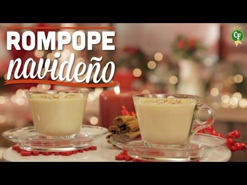 ¿Cómo preparar Rompope Navideño?- Cocina Fresca