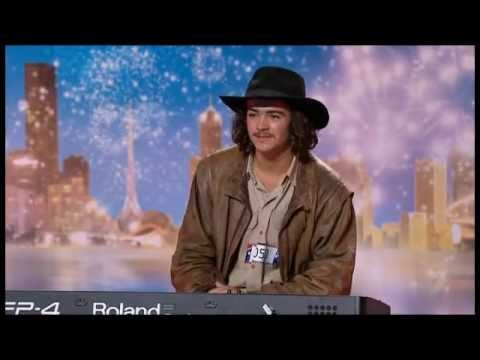 Australia's Got Talent 2011 - Chooka