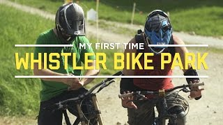 getlinkyoutube.com-My First Time At The Whistler Bike Park