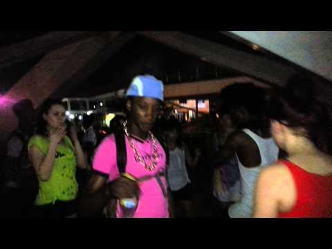 Tr888 in Jamaica: street dance