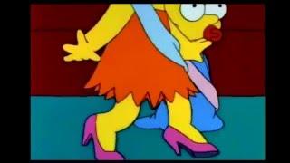 getlinkyoutube.com-Bart - tacón, punta, tacón, punta... (latino)