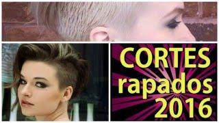 getlinkyoutube.com-Cortes rapado de mujer 2016