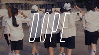 getlinkyoutube.com-BTS(방탄소년단) _ DOPE(쩔어) Dance Cover by DAZZLING from Taiwan