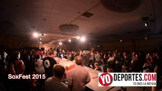 SoxFest 2015 Opening